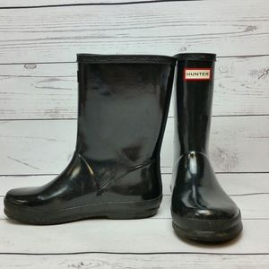 Hunter Kids Original Classic Rain boots US 13